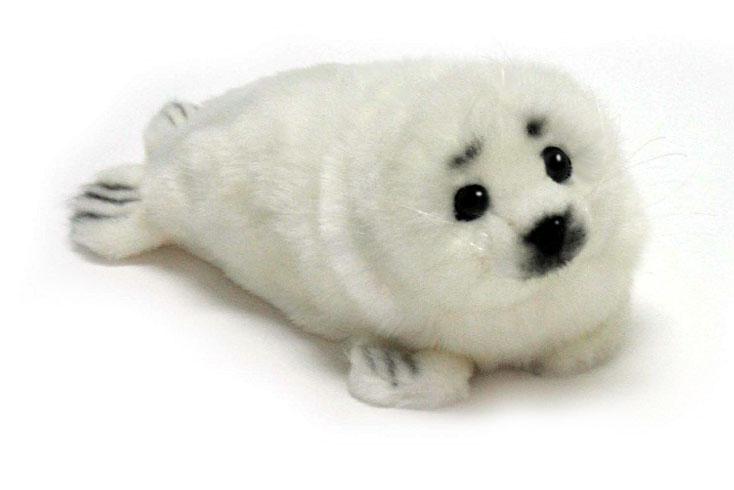 Hansa Мягкая игрушка Тюлень белек 29 см