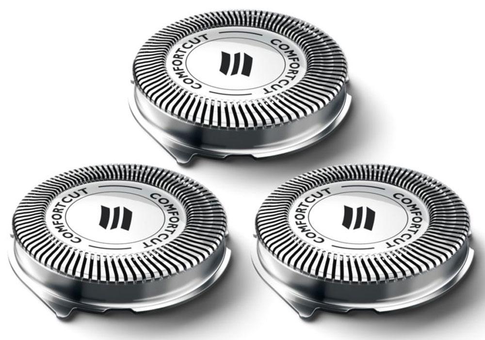 Philips SH30/50 для Shaver series 3000 бритвенные головки, 3 шт