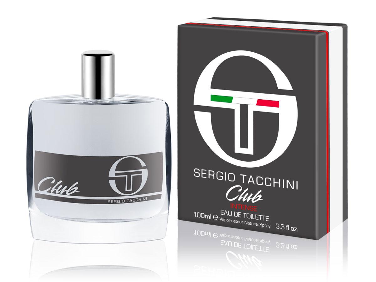 Sergio Tacchini Club intense men туалетная вода 100 мл sergio tacchini club men туалетная вода 30 мл