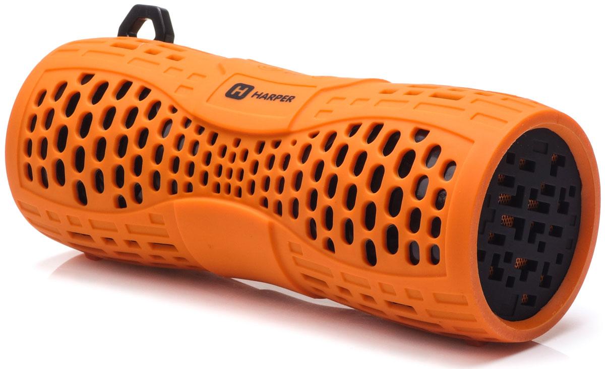 Беспроводная колонка Harper PS-045, Orange портативная колонка harper ps 042 черная