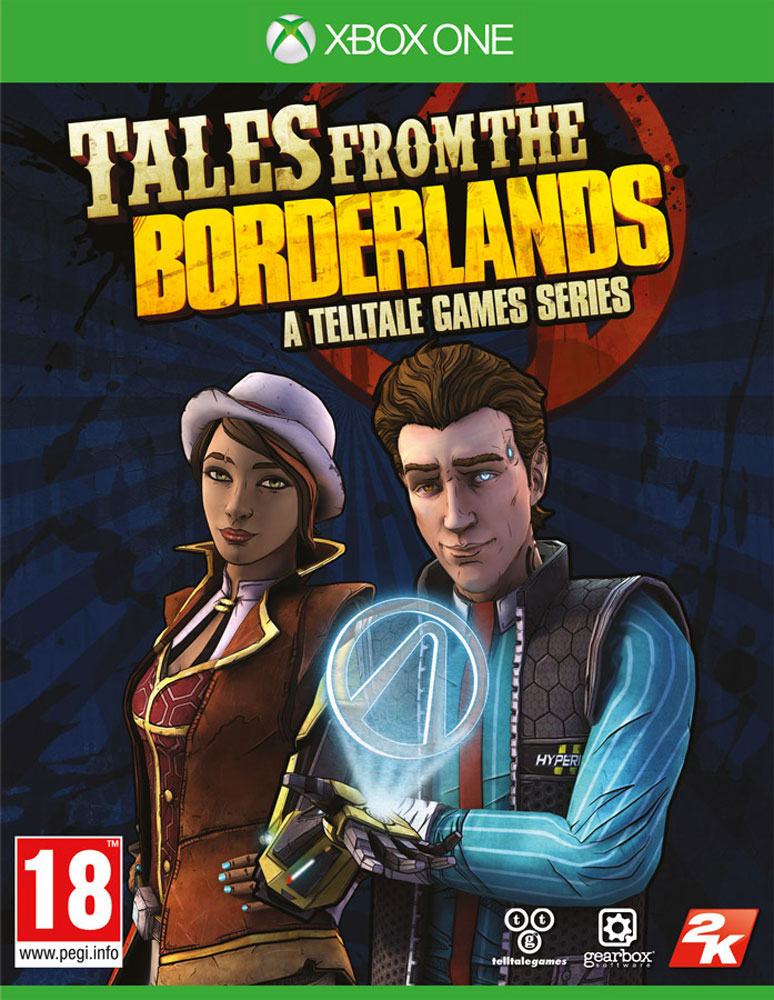 Tales From The Borderlands (Xbox One) 2k games borderlands 2 day one edition premiere club