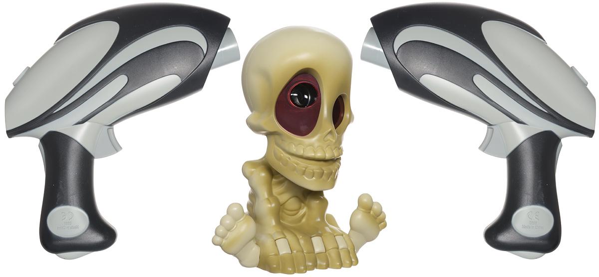 Фото - Johnny the Skull Тир проекционный с двумя бластерами johnny the skull