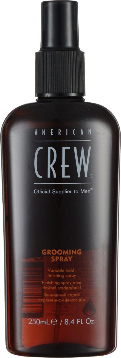 American Crew Спрей для укладки волос Classic Grooming Spray 250 мл