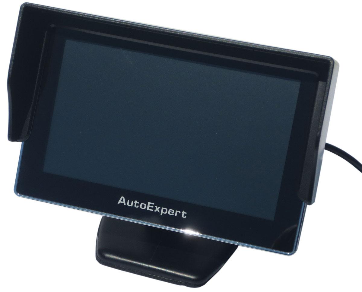 Фото - AutoExpert DV 550, Black автомобильный монитор монитор в авто autoexpert dv 200