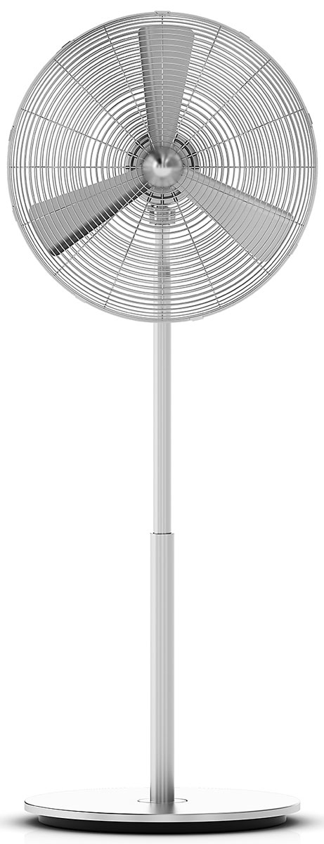 Напольный вентилятор Stadler Form Charly Fan Stand New, серебристый stadler form charly fan floor c 008