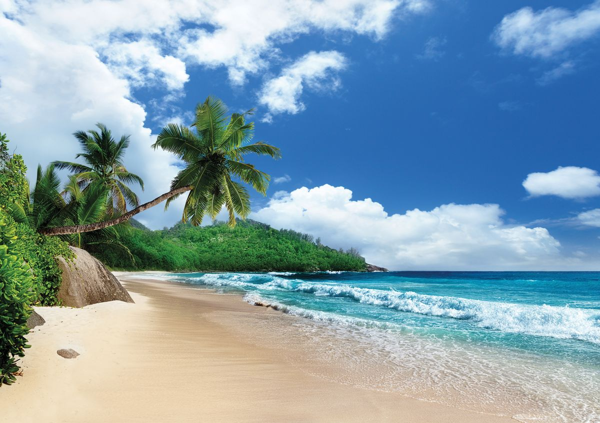 фотообои пляж картинки