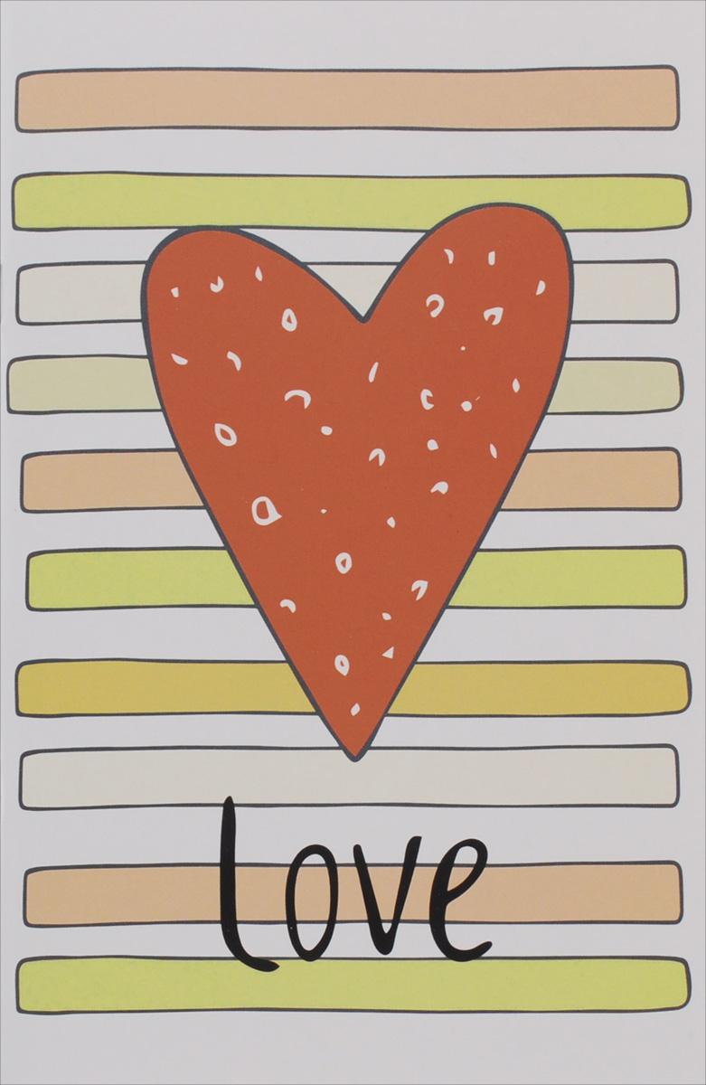 Love. Блокнот для записей