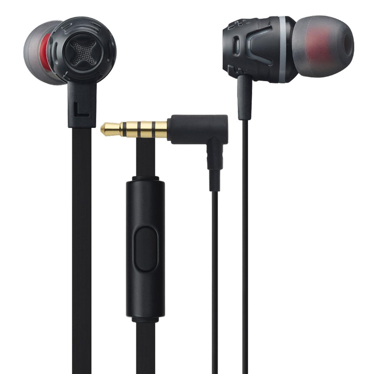 лучшая цена Cresyn C450S, Black наушники с микрофоном
