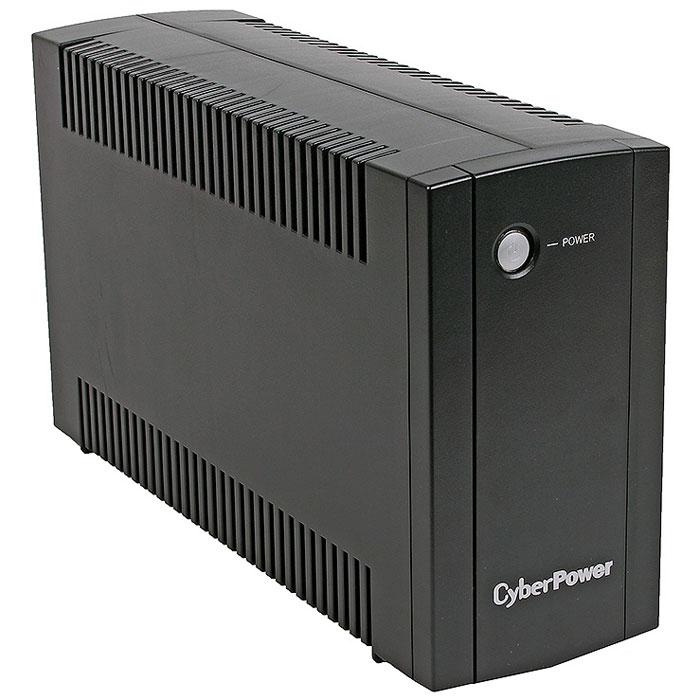 ИБП CyberPower UT1050EI 1050VA/630W ибп cyberpower ut1050ei 4 iec