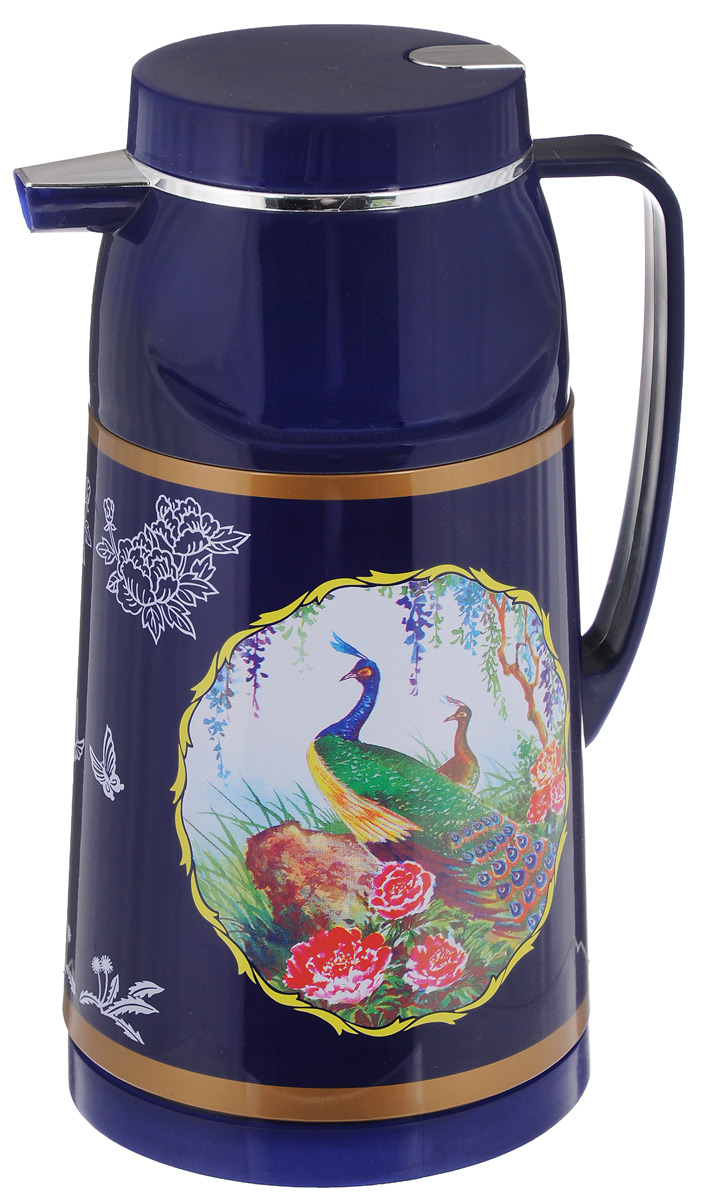 "Термос ""Mayer & Boch"", цвет: синий, 1 л. 22431"