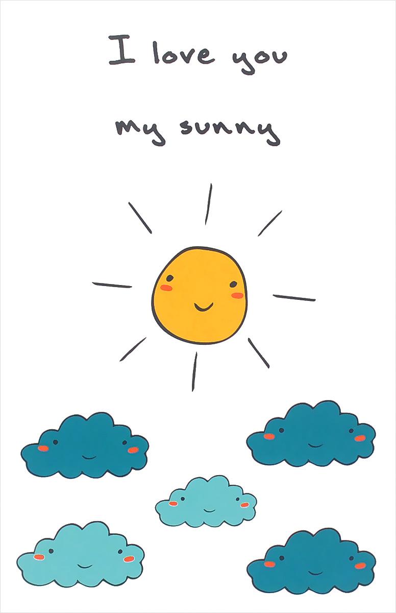 I Love You My Sunny (блокнот)