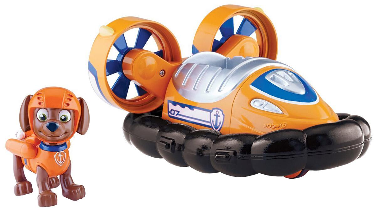 Paw Patrol Игровой набор Zuma's Hovercraft
