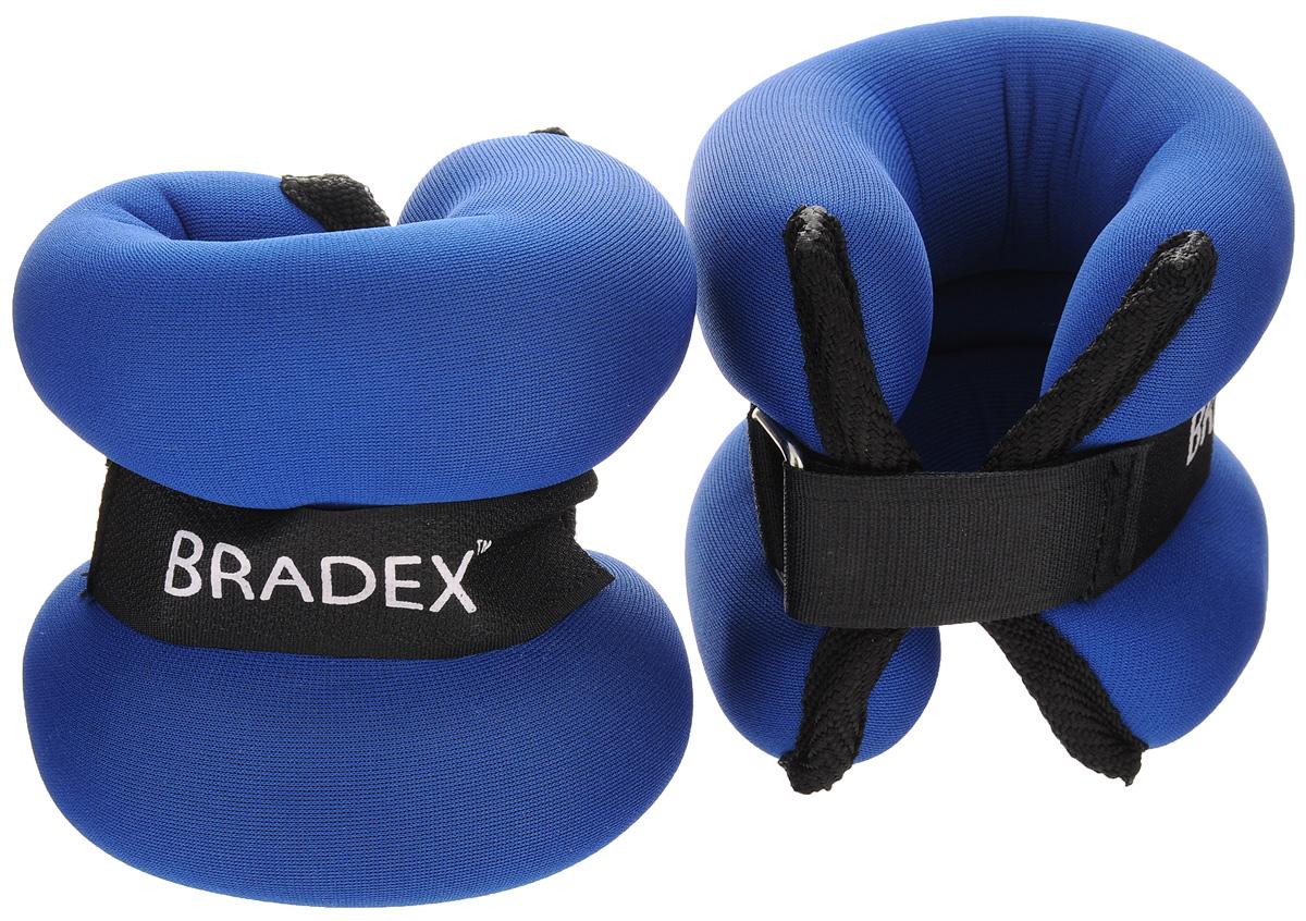 Утяжелители Bradex 2х1 кг .