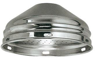 Душ верхний Grohe Relexa Plus, 1 режим, диаметр 85 мм верхний душ grohe relexa plus коричневый золото 28196ag0