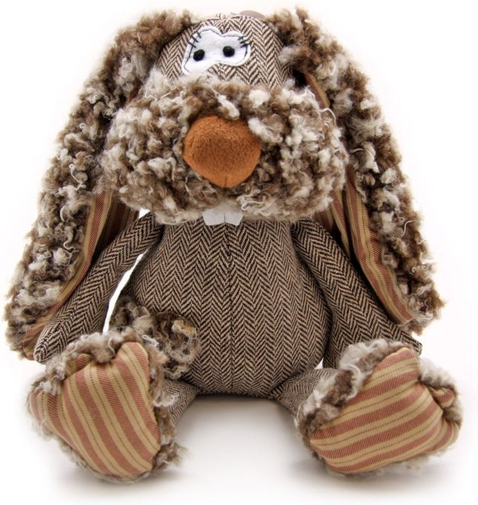 Magic Bear Toys Мягкая игрушка Заяц Мэйсон 27 см стоимость