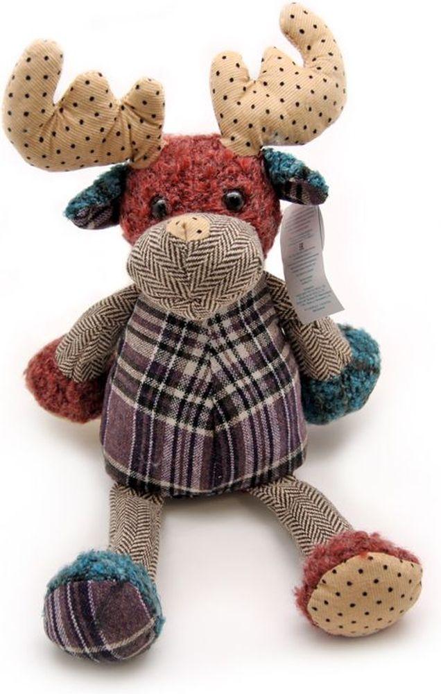 Magic Bear Toys Мягкая игрушка Лось Сэм 21 см