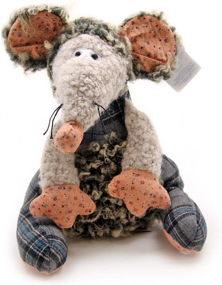 Magic Bear Toys Мягкая игрушка Мышка Томас 27 см стоимость