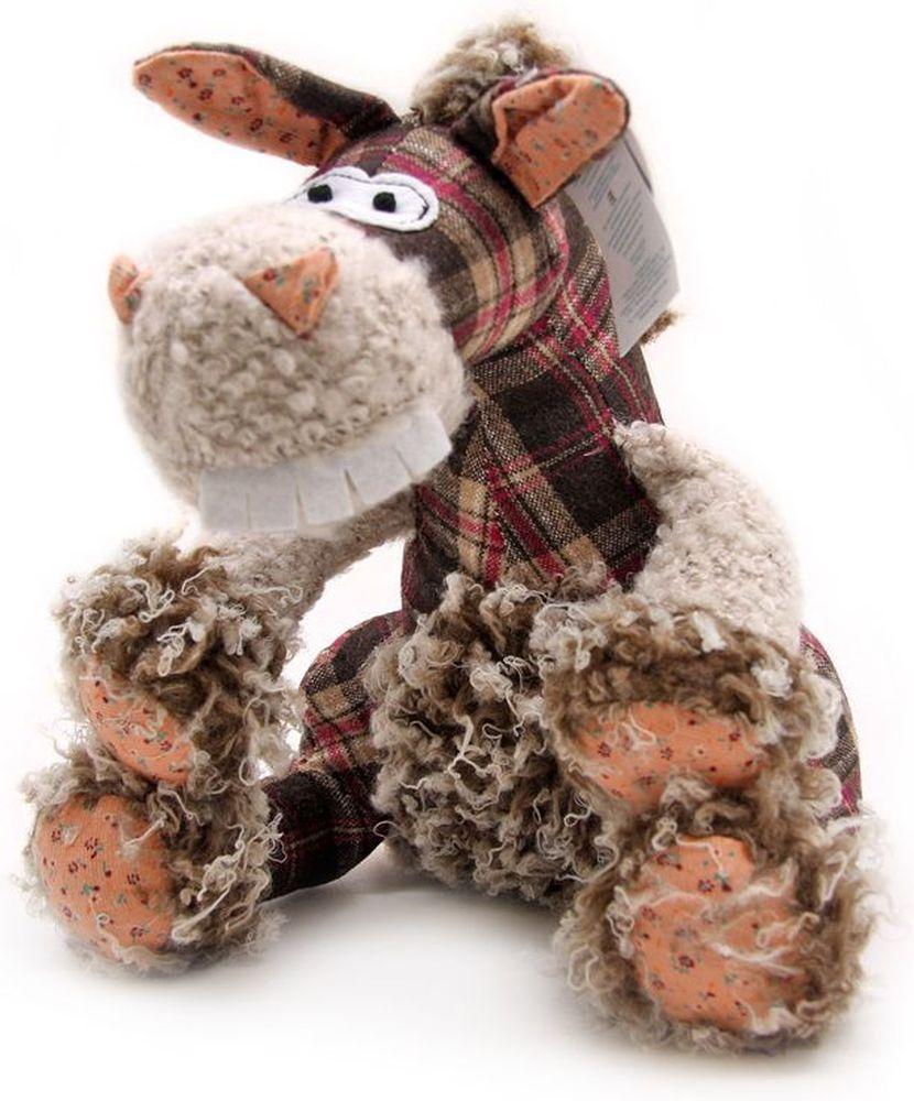 Magic Bear Toys Мягкая игрушка Ослик Чарли 27 см