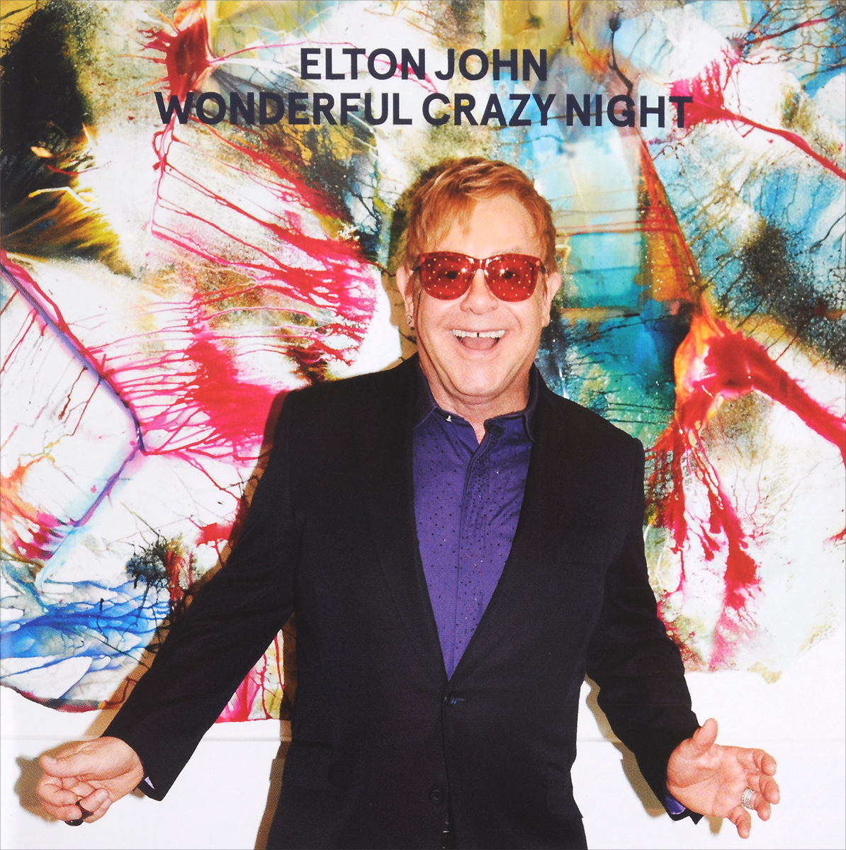 Элтон Джон Elton John. Wonderful Crazy Night элтон джон elton john goodbye yellow brick road don t shoot me i m only the piano player 2 cd