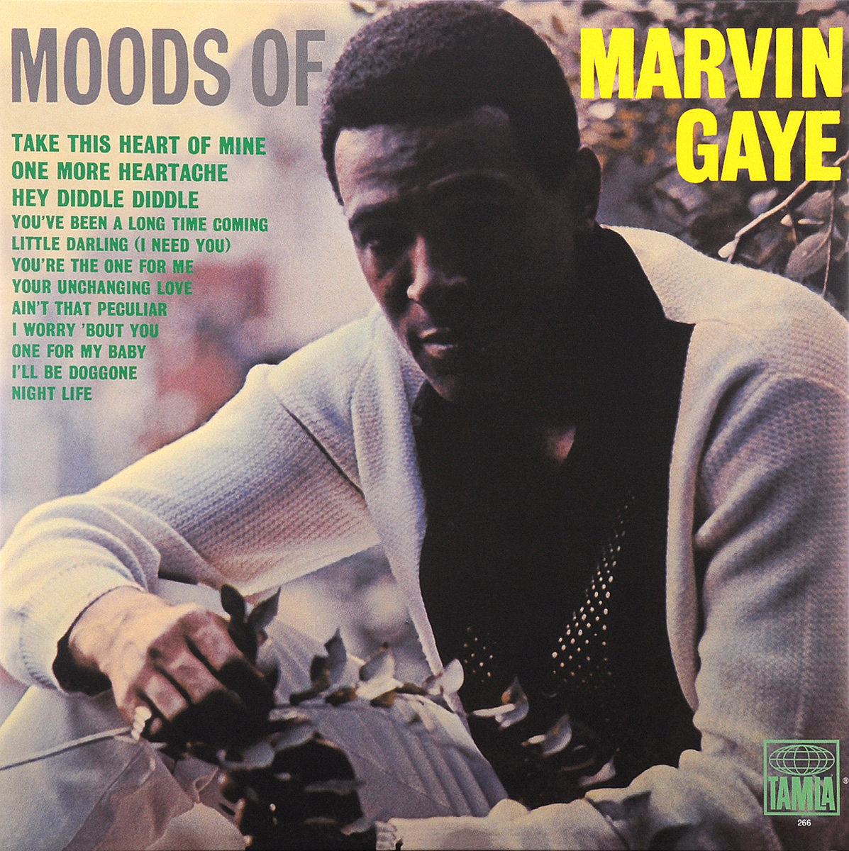 Марвин Гэй Marvin Gaye. Moods Of Marvin Gaye (LP) цены