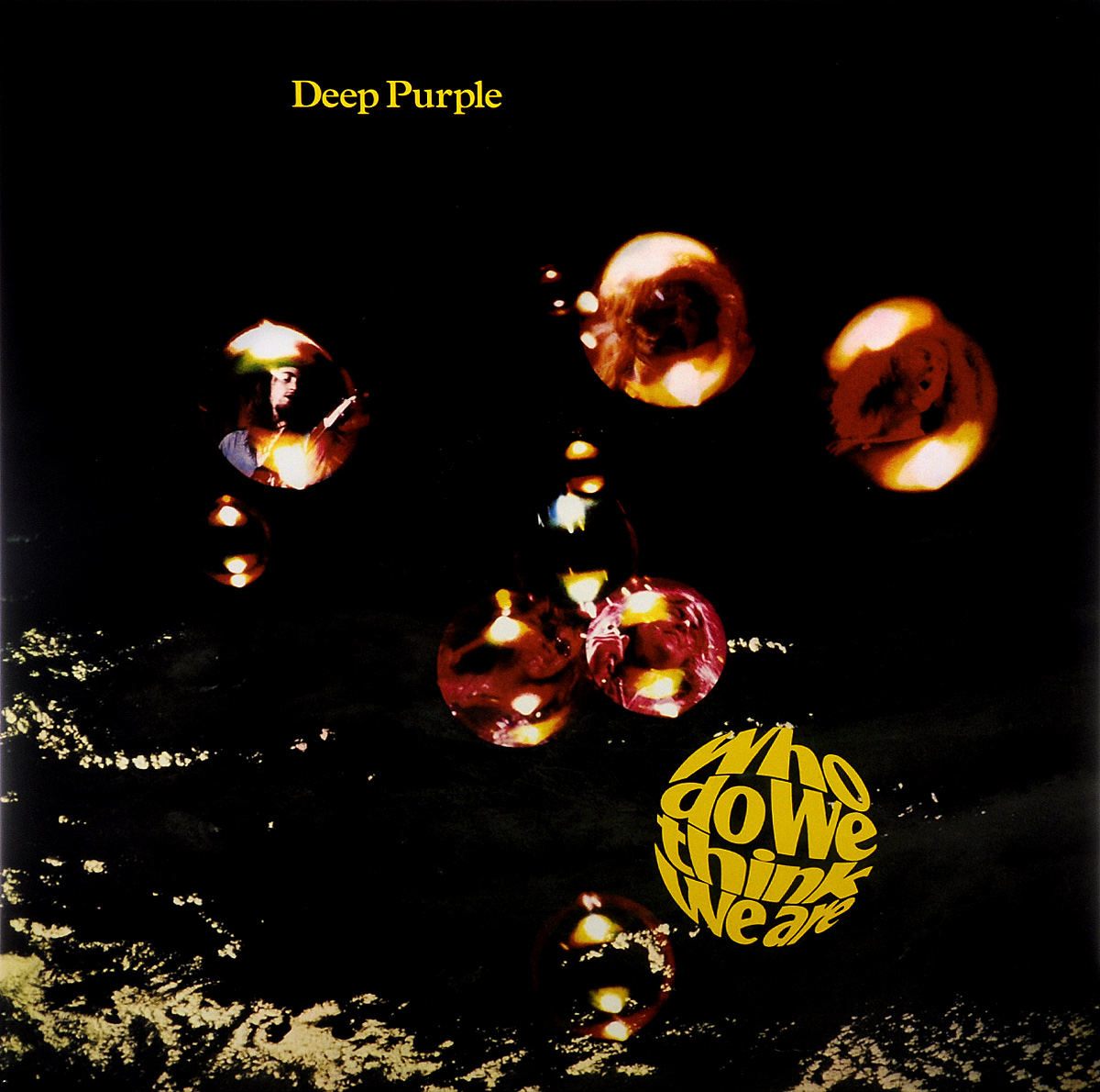 Deep Purple Deep Purple. Who Do We Think We Are (LP) deep purple deep purple who do we think we are