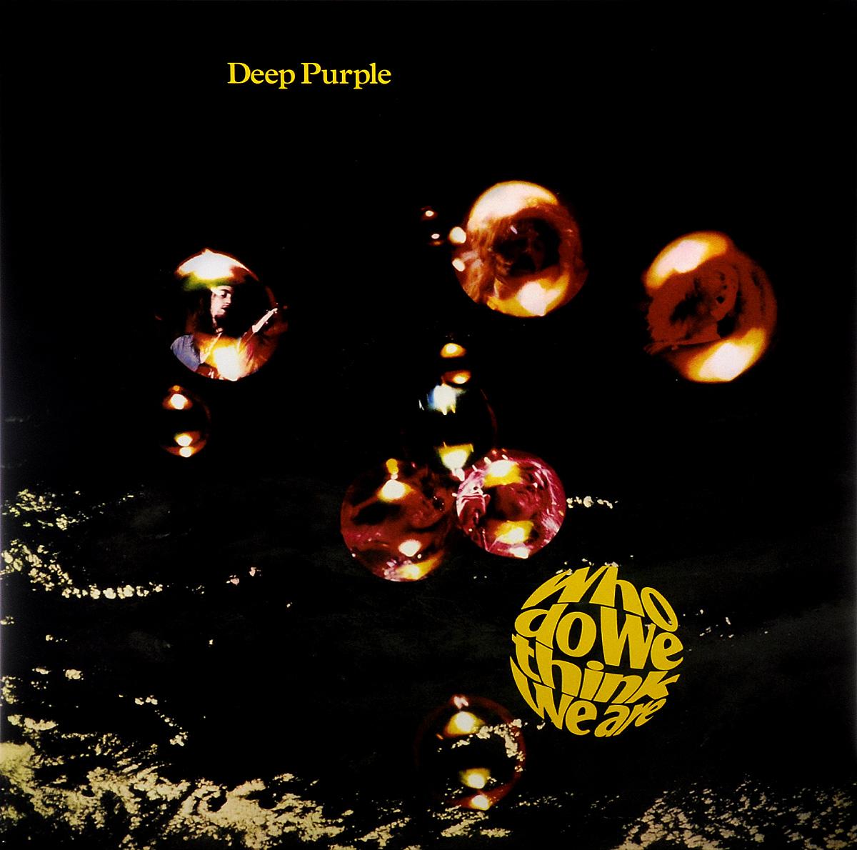 Deep Purple Deep Purple. Who Do We Think We Are (LP) deep purple the vinyl collection 7 lp