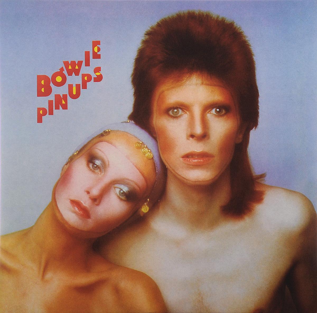 Дэвид Боуи David Bowie. Pinups (LP) недорго, оригинальная цена