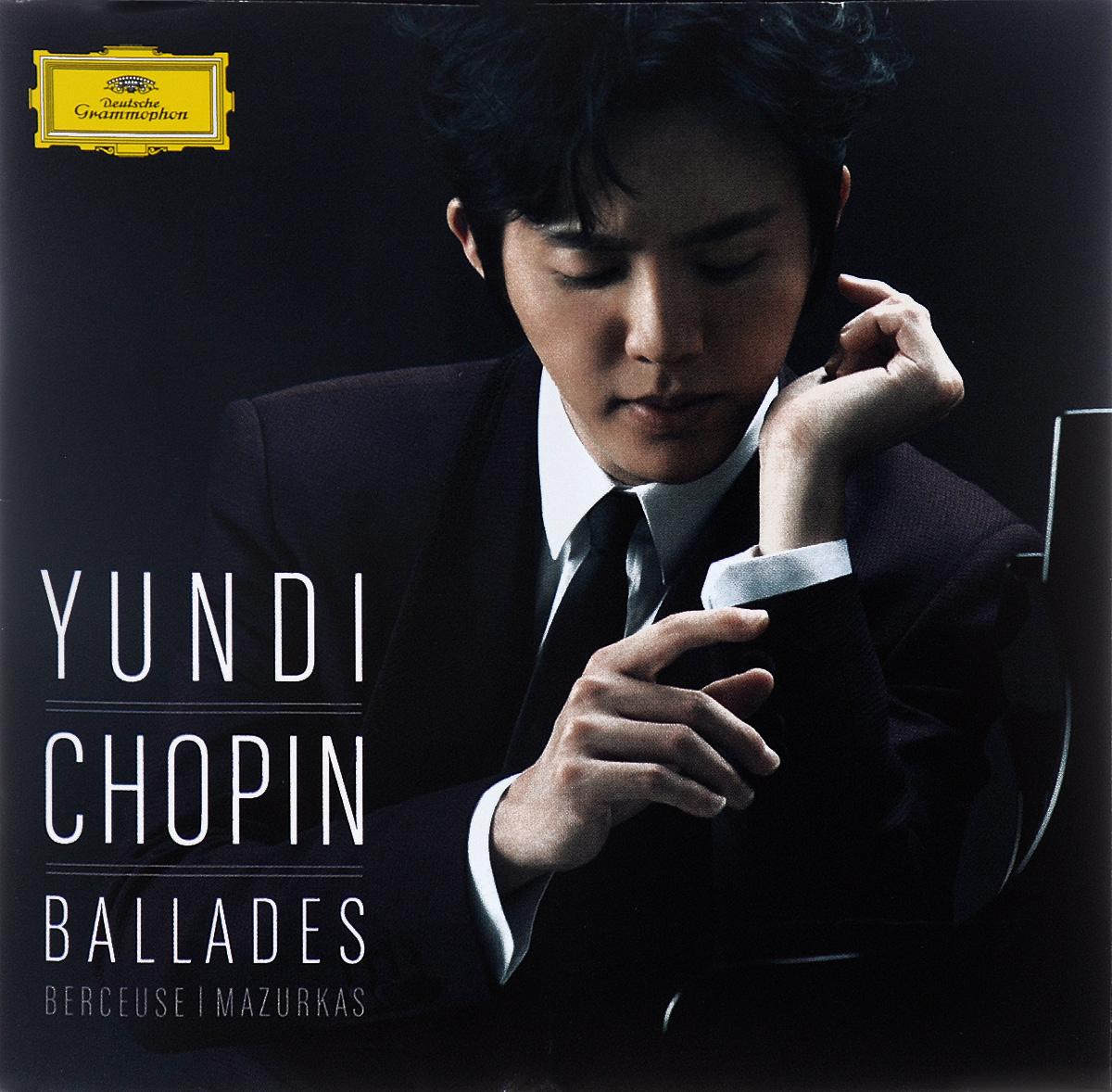Юнди Ли Yundi. Chopin. Ballades / Berceuse / Mazurkas l wallner berceuse
