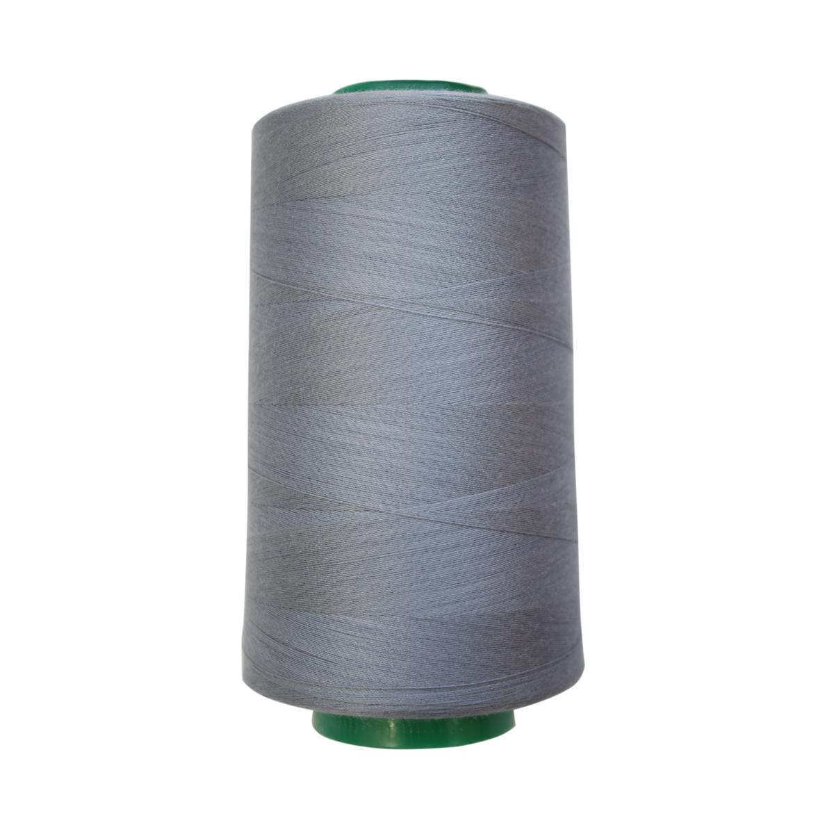 """Нитки для шитья """"Bestex"""", цвет: светло-серо-голубой (190), 50/2, 5000 ярдов (4572 м)"""