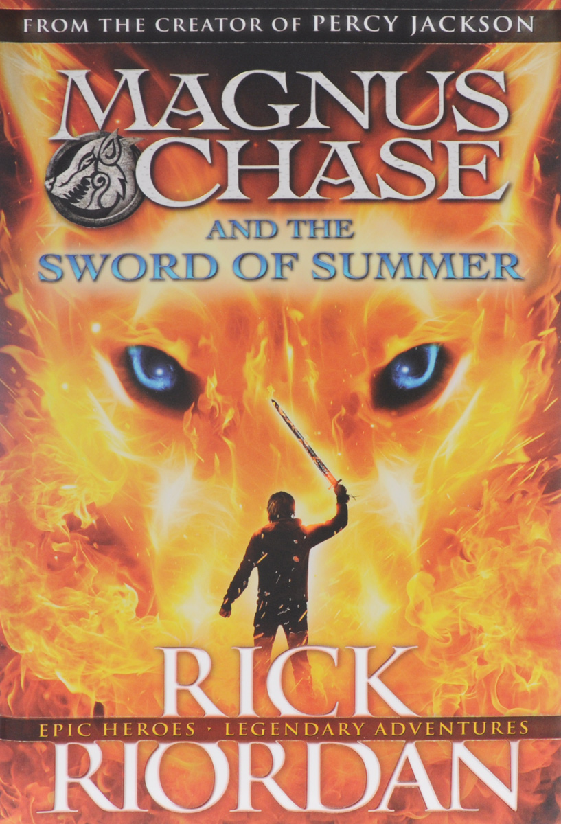 Magnus Chase And the Sword of Summer magnus chase and the sword of summer