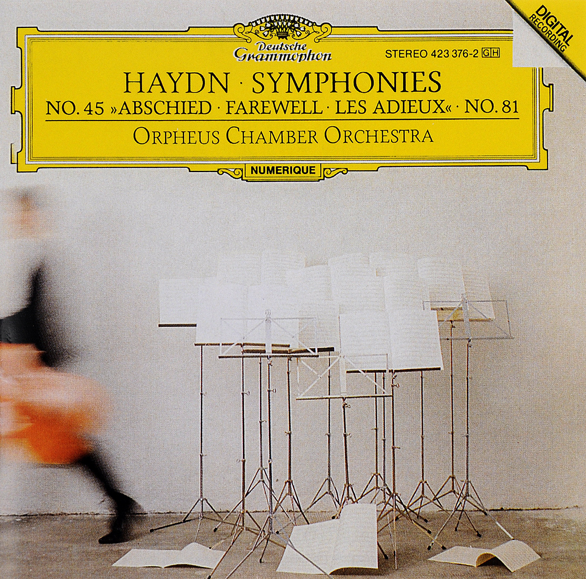 цена Orpheus Chamber Orchestra Orpheus Chamber Orchestra. Haydn. Symphonies No. 81 & 45