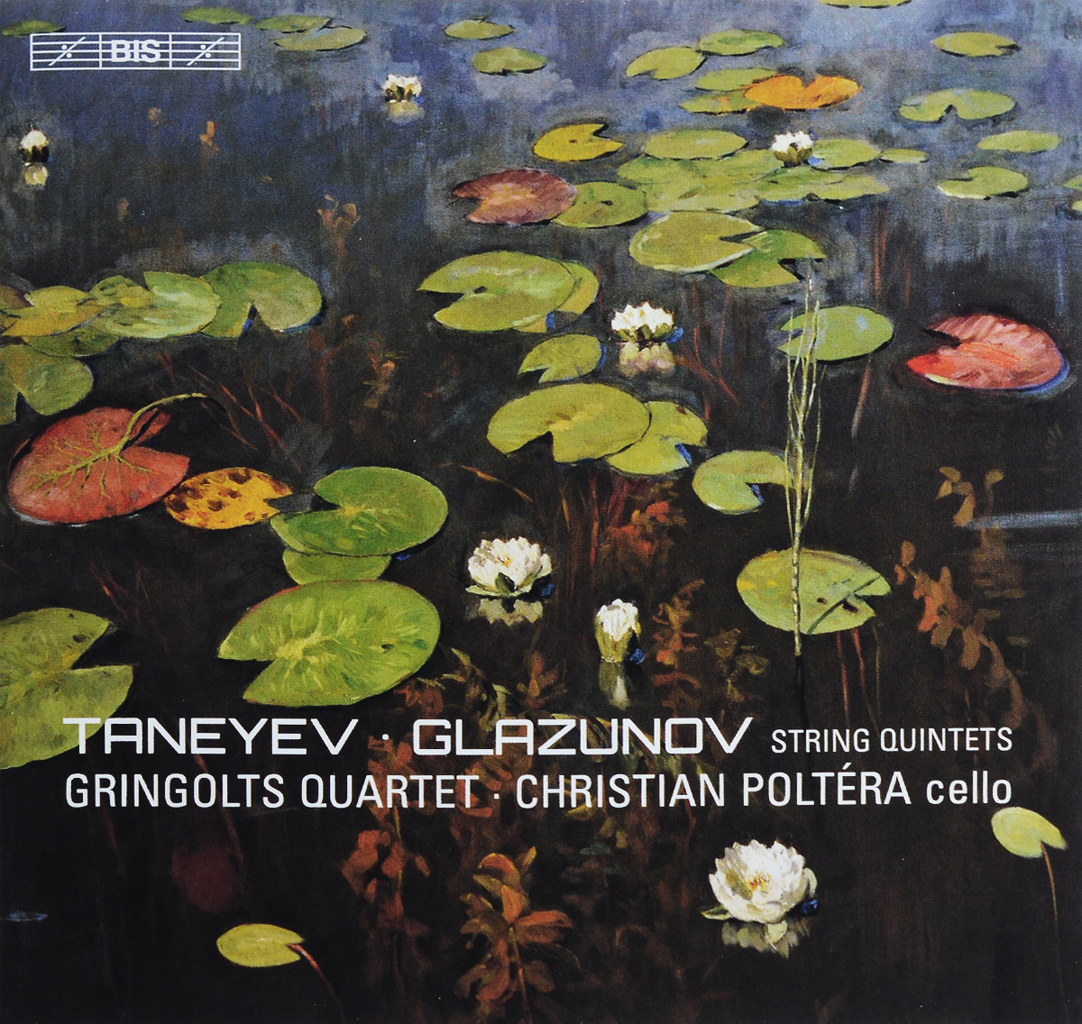 Gringolts String Quartet,Кристиан Полтера Gringolts String Quartet, Christian Poltera. Taneyev, Glazunov. String Quintets (SACD) h bouma souvenir de perugia for string quartet
