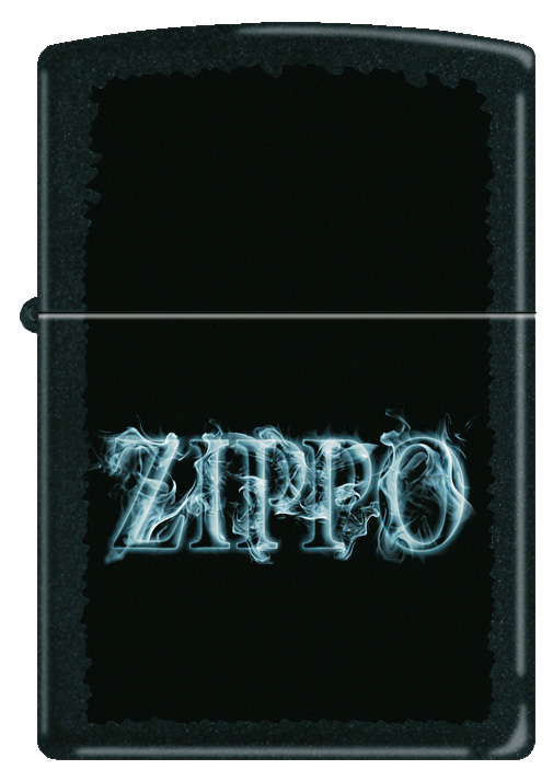 """Зажигалка Zippo """"Classic. Smoking Zippo"""", 3,6 х 1,2 х 5,6 см"""