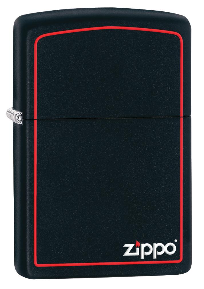 """Зажигалка Zippo """"Classic"""", 3,6 х 1,2 х 5,6 см. 218Zb"""