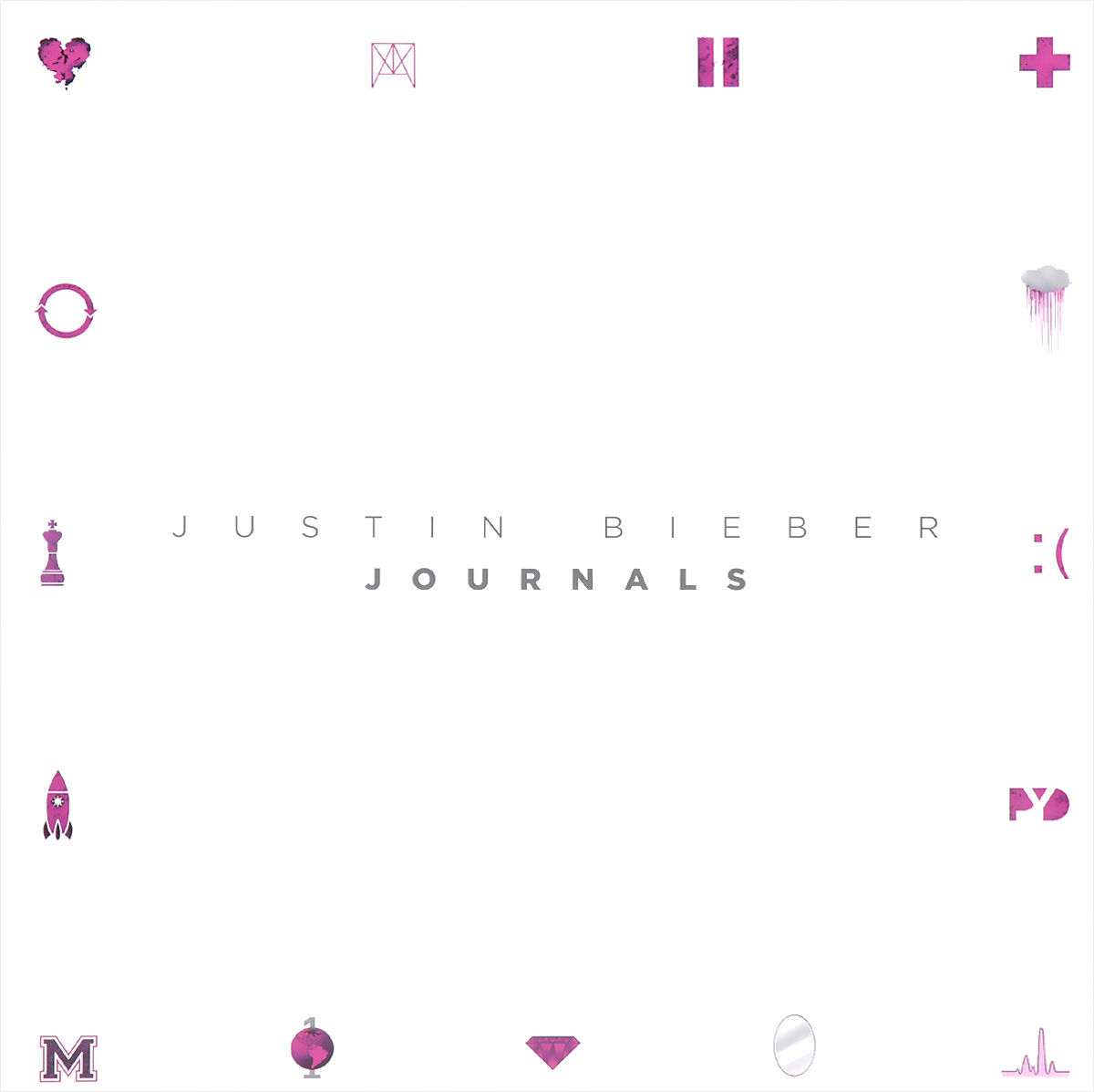 Джастин Бибер Justin Bieber. Journals (LP) стоимость