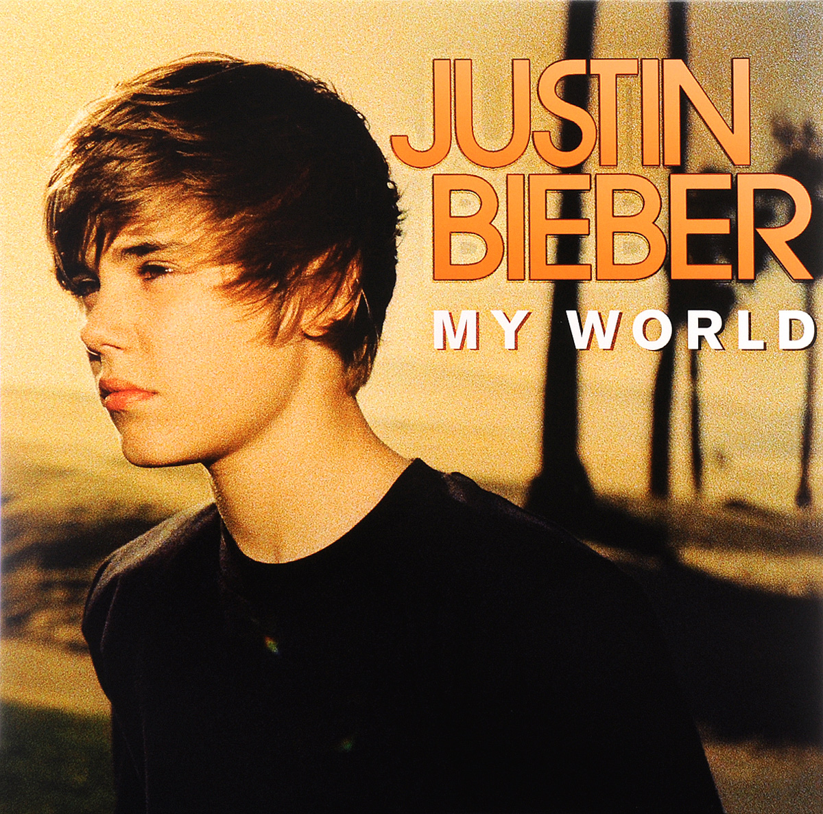 Justin Bieber. My World (LP)