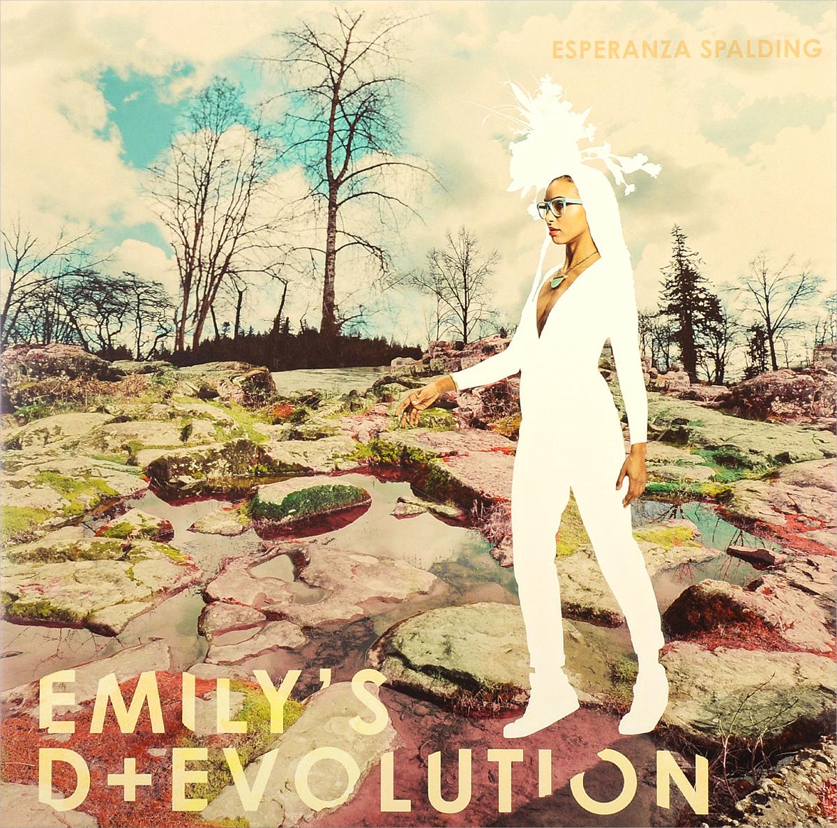 Эсперанса Сполдинг Esperanza Spalding. Emily's D+Evolution (LP) все цены