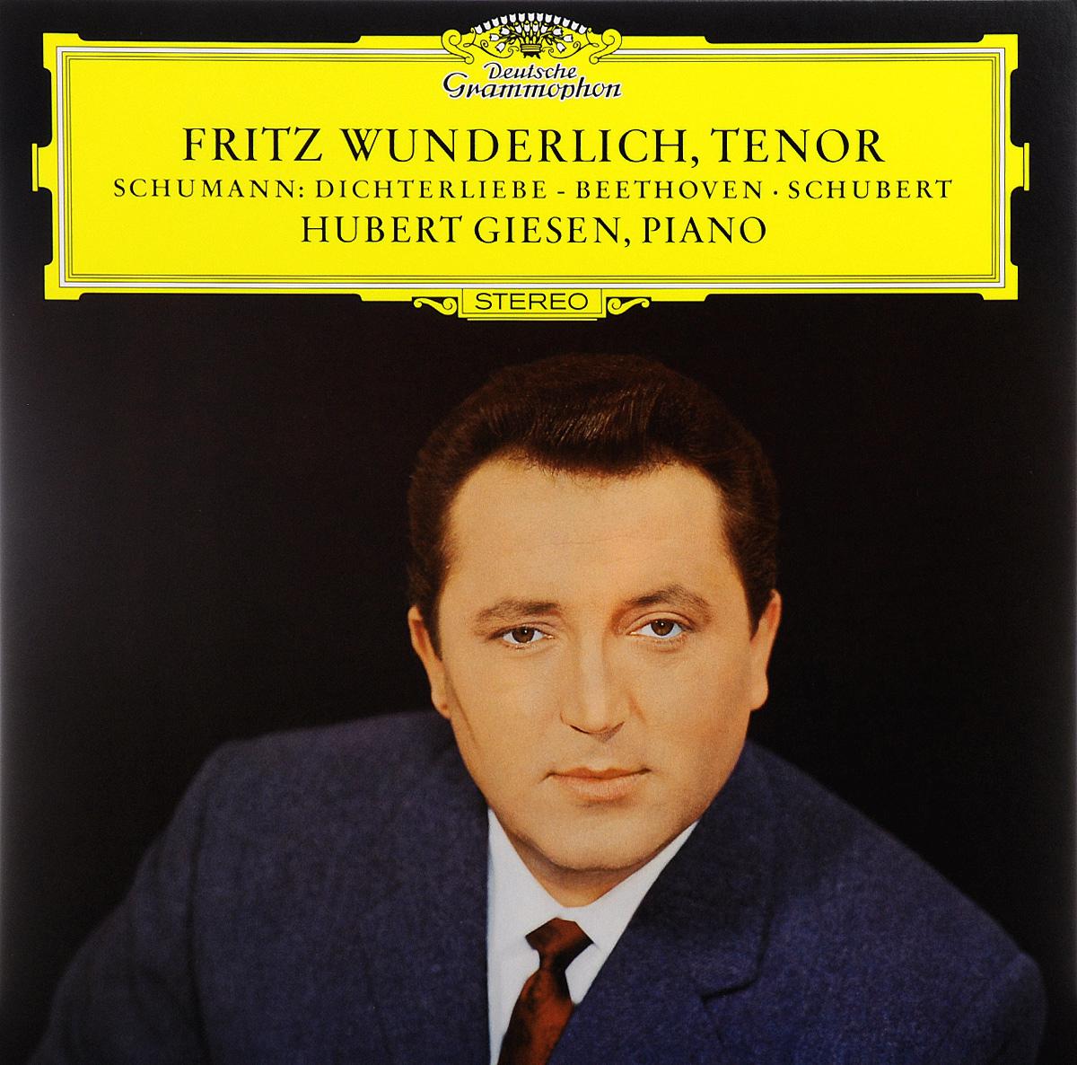цена на Фритц Вундерлих,Хуберт Гисен Fritz Wunderlich. Hubert Giesen. Schumann / Beethoven / Schubert (LP)
