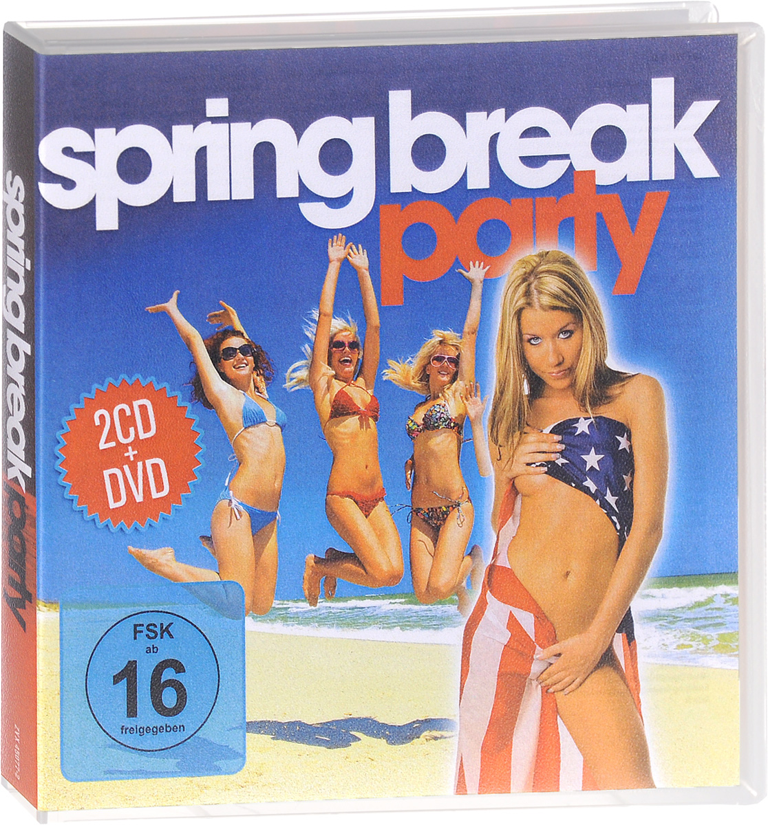 Алекс Меган Spring Break Party (2 CD + DVD) anne villanova the lasting spring break