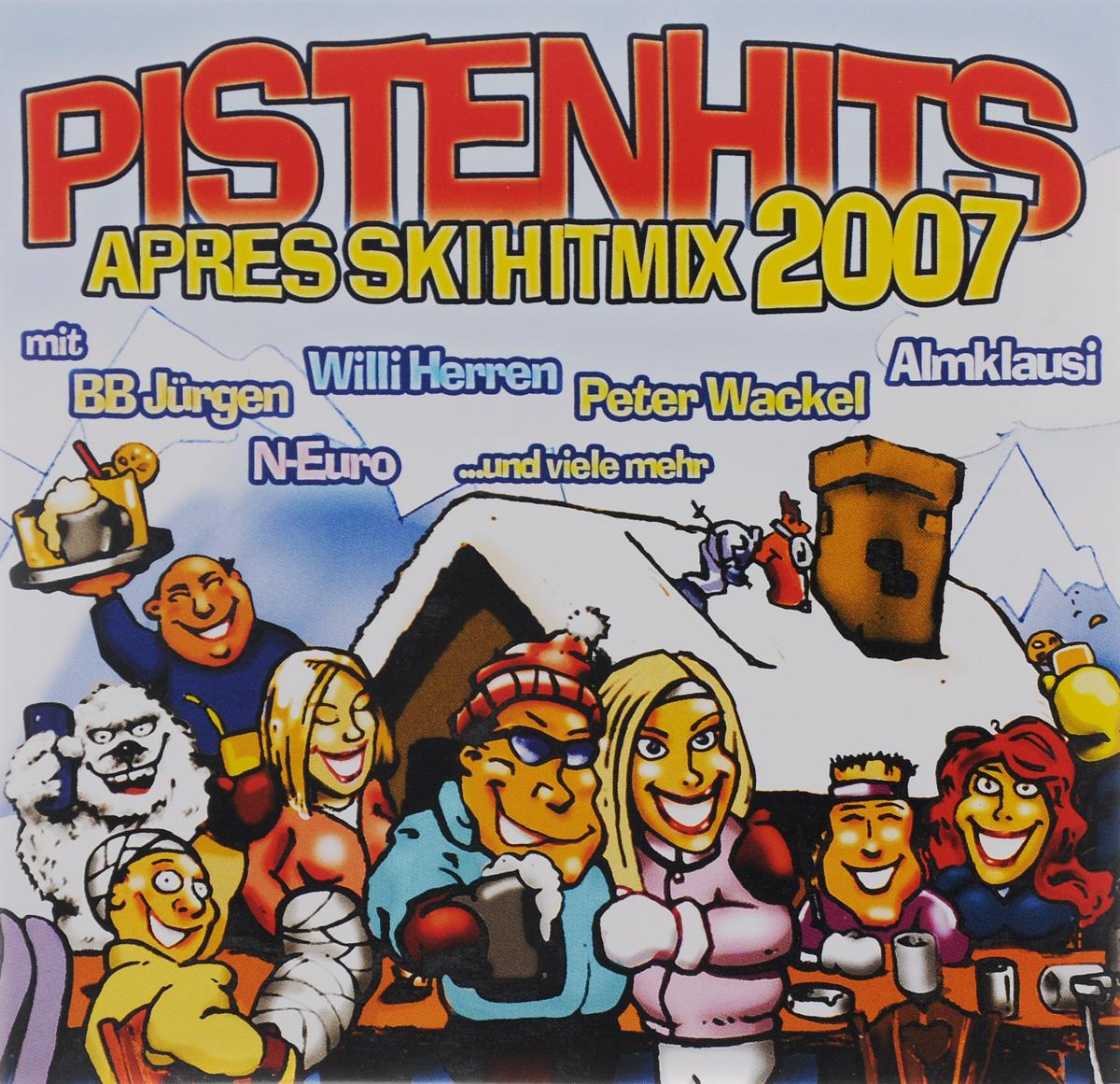 Pistenhits. Apres Ski Hitmix 2007 (2 CD)