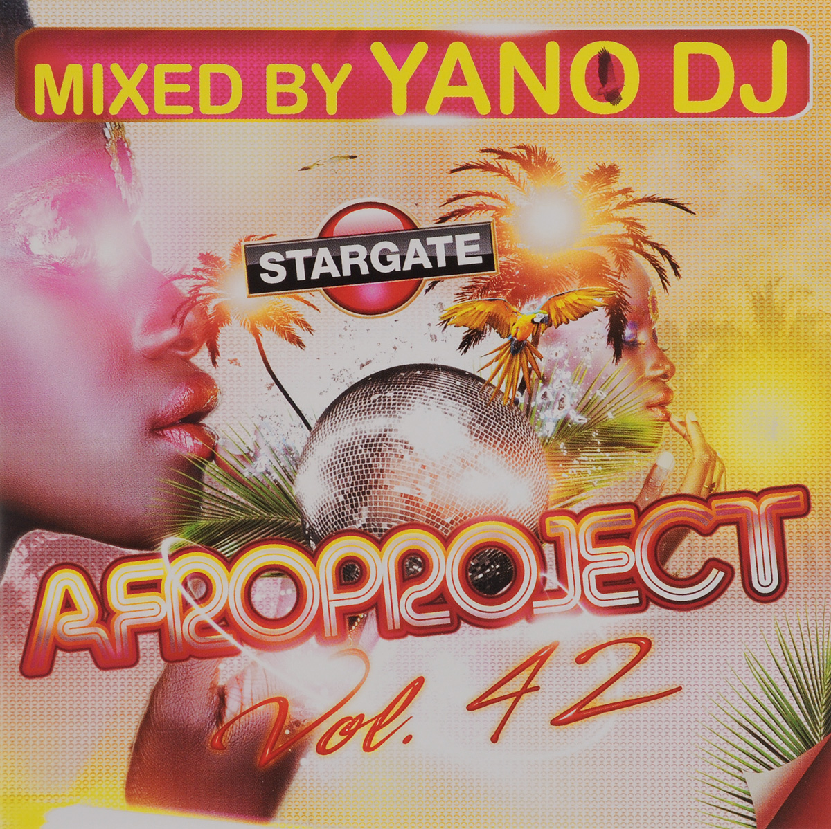 Dj Yano Dj Yano. Afro Project. Vol. 42 цена и фото