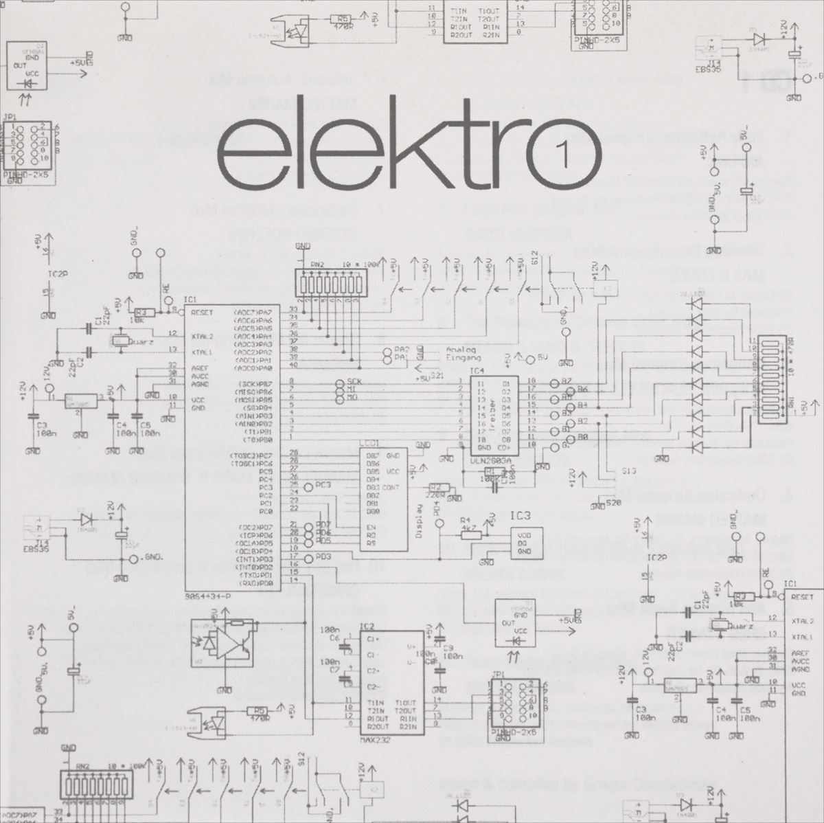 Elektro Vol. 1 (2 CD) hit dance vol 1 2 cd