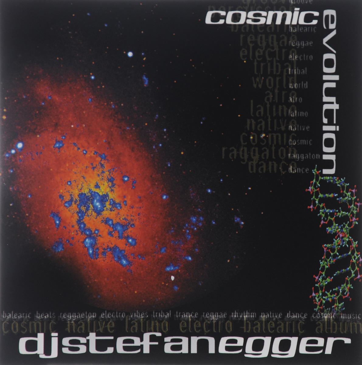 Stefan Egger / DJ Egger. Cosmic Evolution