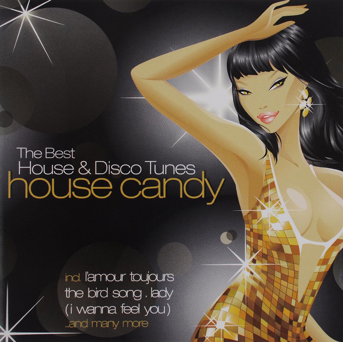 54,Черил Линн,Пол Гетта,Jam & Tonic,Эрик Амадор,Genius,Die Elfen,DJ Sneak,Antoine,DJ Sleazy House Candy - The Best House & Disco Tunes (2 CD) disco house 2016 2 cd