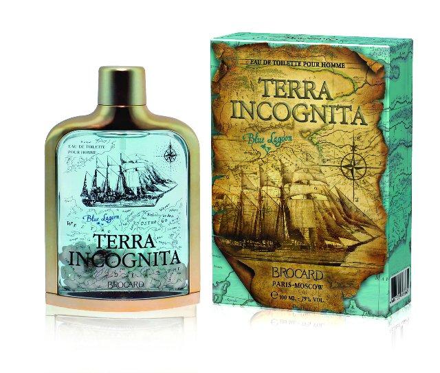 цены на Brocard Terra Incognita Blue Lagoon Туалетная вода для мужчин, 100 мл  в интернет-магазинах