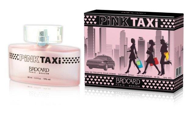 Brocard Pink Taxi 90 мл
