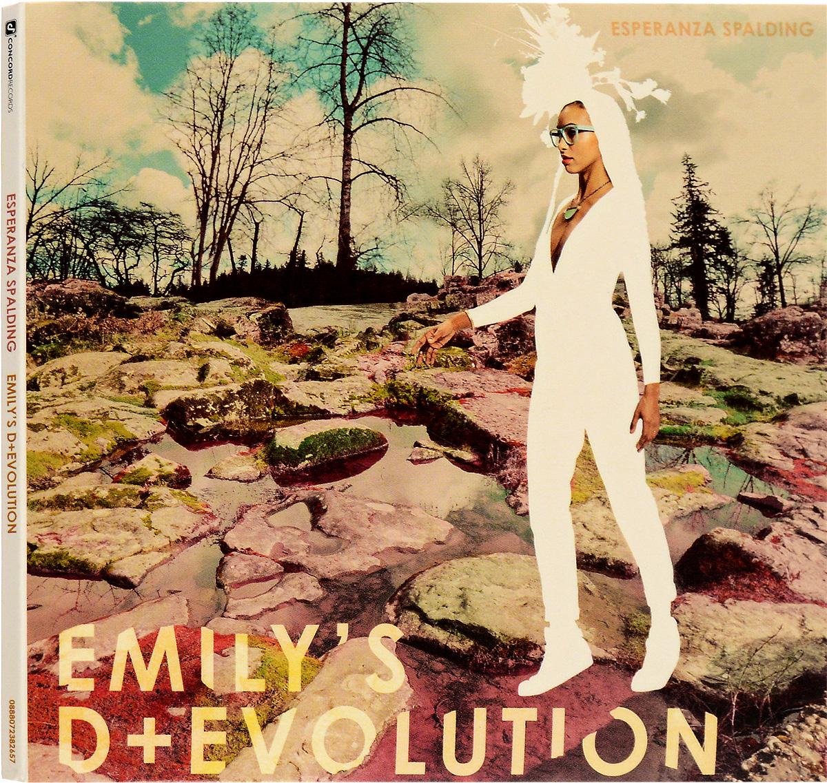 лучшая цена Эсперанса Сполдинг Esperanza Spalding. Emily's D+Evolution