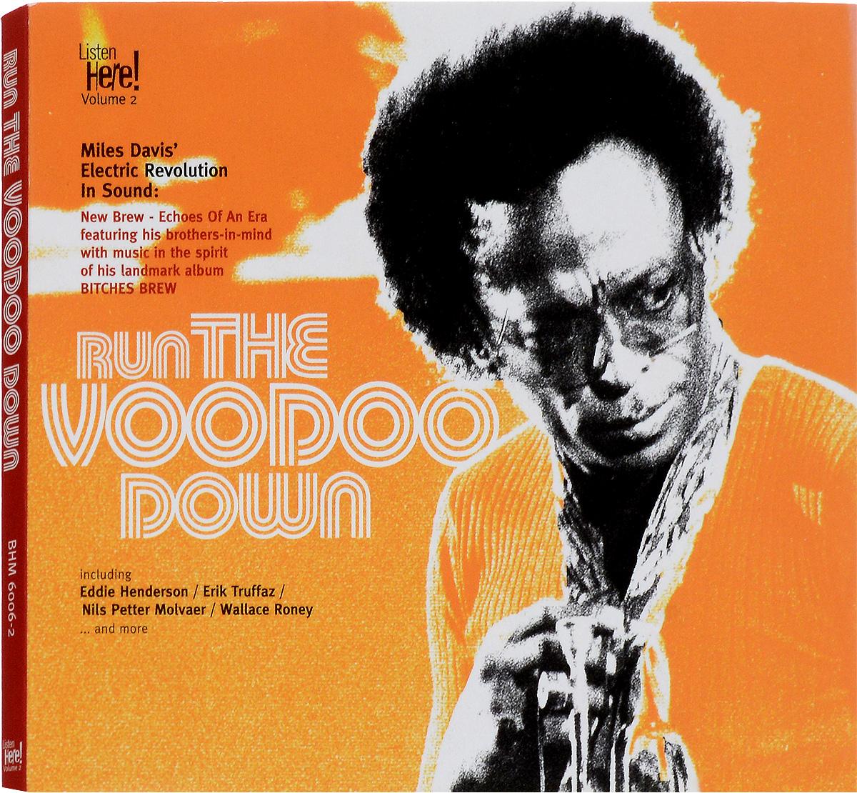 все цены на Эдди Хендерсон,Umo Jazz Orchestra,Орсет Эйвинд,Эрик Трюффаз,Мишель Бенита,Тим Хэгенс,Уоллес Рони,Расселл Ганн,Бенни Мопин Run The Voodoo Down. Listen Here! Volume 2 онлайн