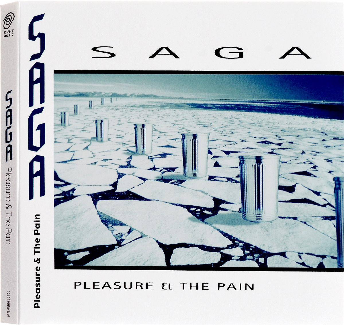 Saga Saga. Pleasure & The Pain saga saga steel umbrellas
