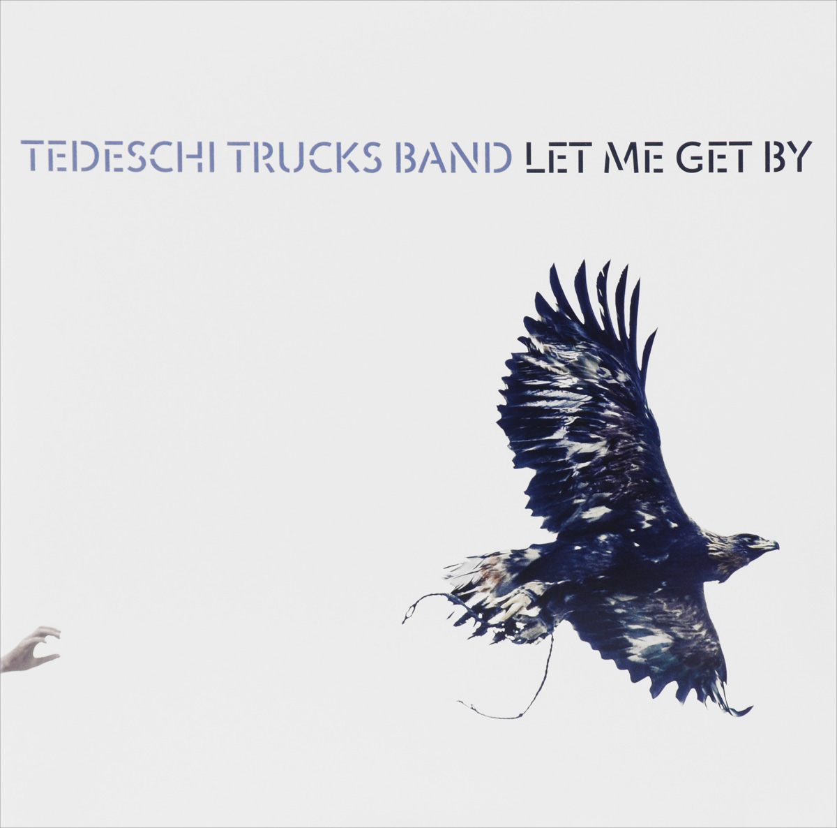 Tedeschi Trucks Band Band. Let Me Get By (2 LP)